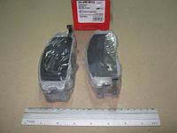 Колодки тормозные CHEVROLET CAPTIVA (ASHIKA). 50-0W-W10