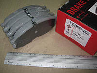 Колодки тормозные NISSAN VANETTE (ASHIKA). 51-01-136