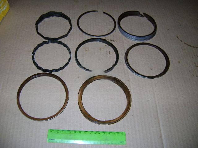Кольца поршневые ЗИЛ 375 108,0 М/К (СТАПРИ). 375-1000101-01