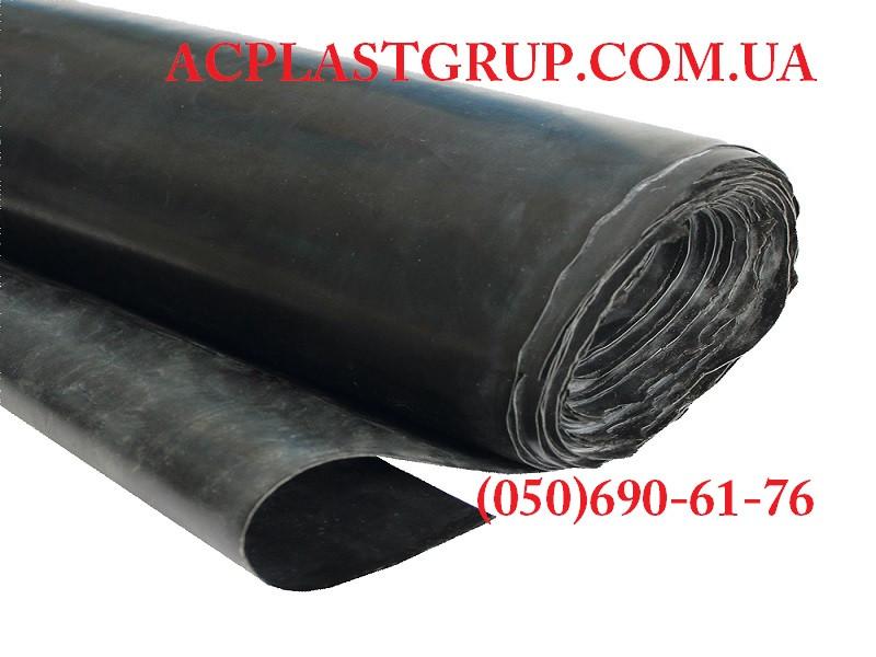 Мембранное полотно, резина армированная, рулонная, ширина 900 мм, толщина 1.0 мм.