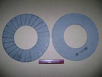 Накладка диска зчеплення (феродо) ЮМЗ (сверленая) (Трібо). 36-1604047