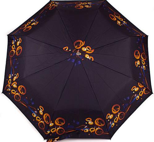 Очаровательный женский зонт, полуавтомат, антиветер AIRTON (АЭРТОН) Z3615-49