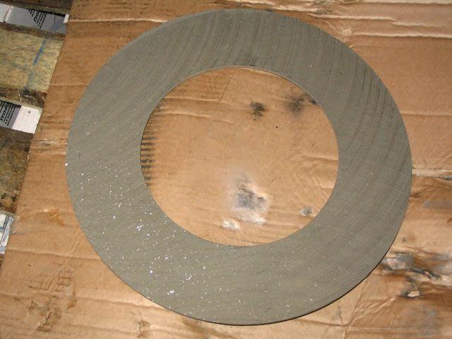Накладка диска сцепления ЗИЛ 130 (Фритекс). 130-1601138-А2