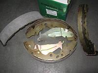 Колодки тормозные барабанные HYUNDAI STAREX 97-01 (PARTS-MALL). PLA-031