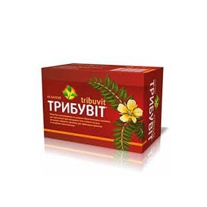 Трибувит - для нормализации функционирования мочеполовой системы, капс.230мг №60