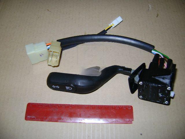 Перемикач поворотів, світла ГАЗ 3302, ГАЗель (світла) (покупн. ГАЗ). 3302-3709100