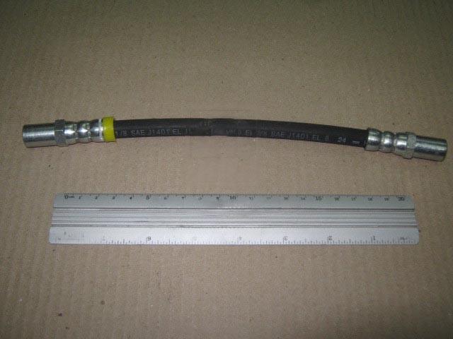 Шланг тормозной ВАЗ 2108, 2109, 2113, 2114, 2115 задний (ОАТ-ДААЗ). 21080-350608500