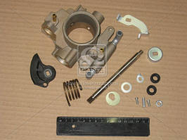 Патрубок дроссельный ВАЗ 21230 (ОАТ-ДААЗ). 21230-114811500