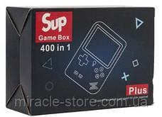 Портативна кишенькова ігрова приставка Sup Game Box 400в1 з джойстиком, ігрова консоль nintendo 8 bit Dendy, фото 3