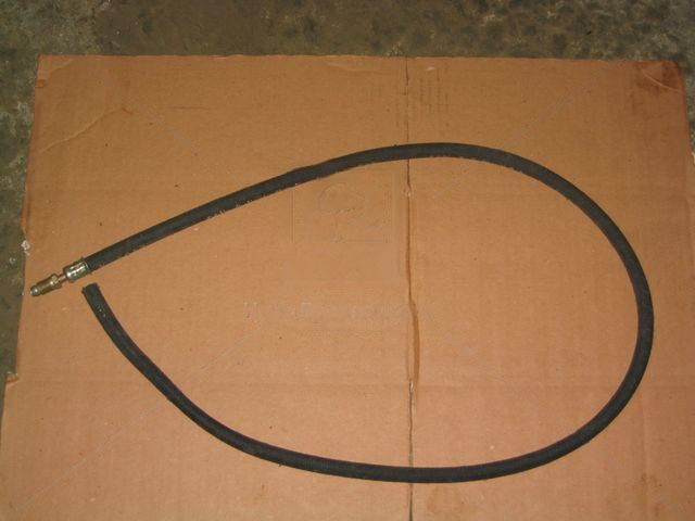 Патрубок радиатора масляного ЗМЗ 402 М14х1,5 8х3,5х1400 (оригинал ГАЗ). 3110-1013100