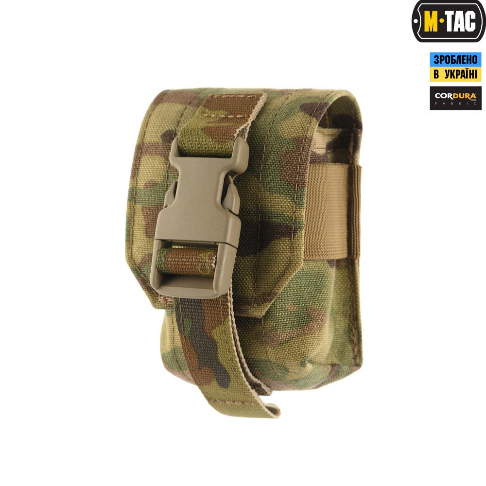 M-Tac подсумок для осколочной гранаты Gen.2 Multicam