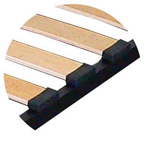 Каркас с ламелями XL, Размер 80x190, фото 2