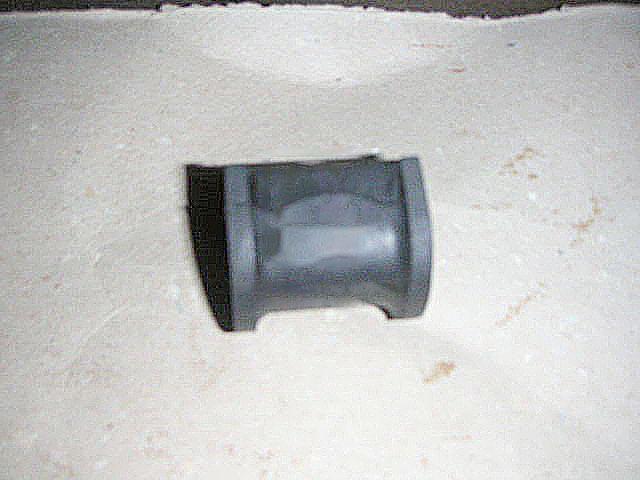 Втулка стабилизатора переднего ГАЗ 2217 (покупн. ГАЗ). 2217-2906040