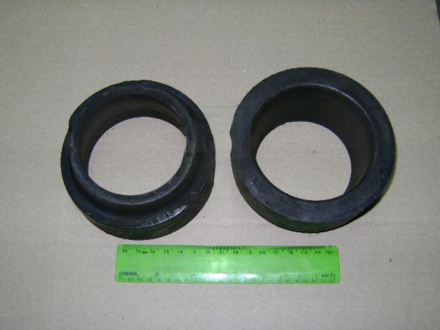 Прокладка пружины передней ВАЗ 2101-2107 усиленная (БРТ). 2101-2904195Р
