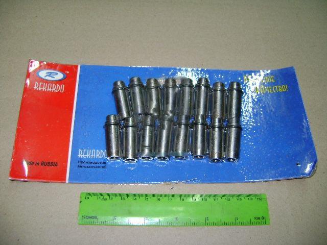 Направляющая клапана ГАЗЕЛЬ (ЗМЗ 405) (комплект) БЛУ (Рекардо). 3302-1007032/33