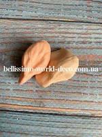 Молд лепесток Яблони с держателем, 2,8смх1,5см