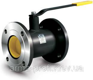 Кран шаровый фланцевый стальной стандартнопроходной LD Ду15 Ру40