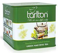 """Чай Тарлтон """"зелений Маофен"""" 200гр ж/б"""