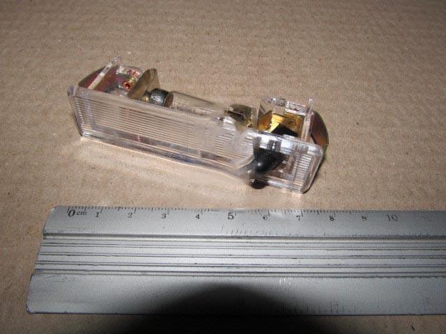 Плафон освітлення багажника ВАЗ 2104, ВАЗ-2110, 15 12В (ОАТ-ОСВАР). ПК142