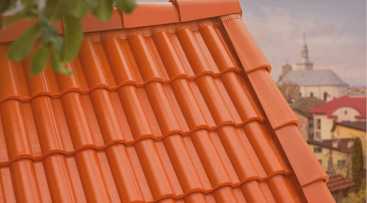 Черепица Ondo Terracotta терракота