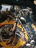 Призрачный гонщик футболка DEATHRIDER  - размер L, фото 2