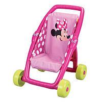 Коляска прогулочная для куклы Minnie Mouse Smoby 513833