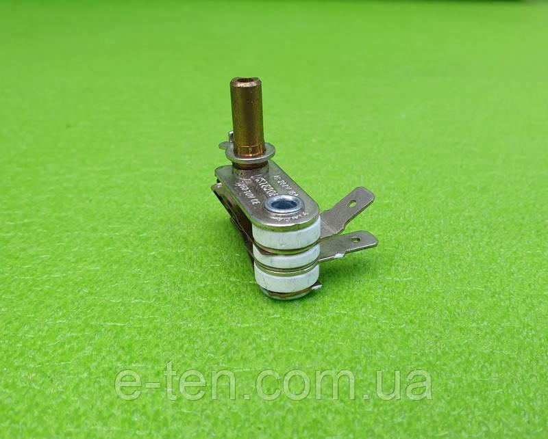 """Терморегулятор KST820B / 16А / 250V / T250  """"клеммы-папы"""" (высота стержня h=15мм) для электроплит, утюгов"""