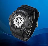 Часы спортивные FR821A 3АТМ для туризма ( компас, альтиметр, барометр, шагомер)