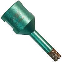Алмазное сверло по плитке 8 мм x M14 Kona Flex Vacuum, фото 1