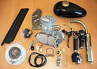 Двигатель Дырчик/ Веломотор 80 см3 тайвань  Ф80 Веломотор