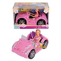 Кукла Steffi в Кабриолете Simba 5738332
