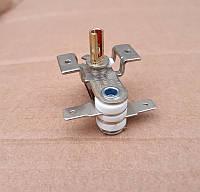 """Терморегулятор MINJA KST228 / 16А / 250V / T250 (""""з вушками"""") для електродуховок, обігрівачів, електроплит, фото 1"""