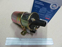 Катушка зажигания ВОЛГА, ГАЗ, МОСКВИЧ Б-115В-01(Пекар). Б115В