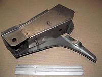 Кронштейн реактивной штанги с косынкой (2101-2107) 2,0мм белый (Экрис). 21010-5101202-00