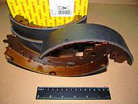 Колодки тормозные барабанные ВАЗ 2101, НИВА 2121, задние (пр-во Bosch). 0 986 487 893
