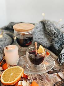 Чашки, стаканы с двойным дном