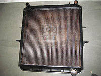 Радиатор охлаждения МАЗ 64229 (4 рядн.) (г.Бузулук). 64229Б.1301010