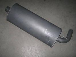 Глушитель ВАЗ 2123 ШЕВРОЛЕ-НИВА (с 2003г) закатной (TEMPEST). 2123-1201010