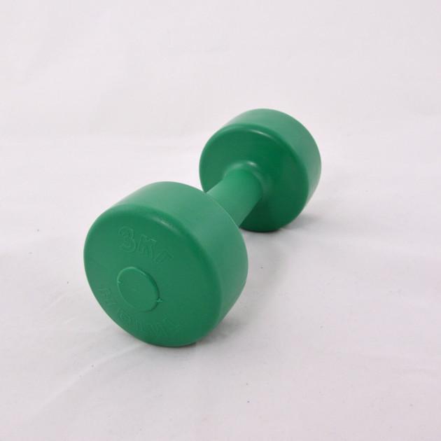 """Гантель для фитнеса """"Титан"""" 3 кг"""