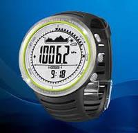 Часы спортивные FR802A 5АТМ для туризма (компас, альтиметр, барометр, шагомер)