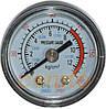 Манометр для компрессора 40 мм Miol 12bar, 180psi