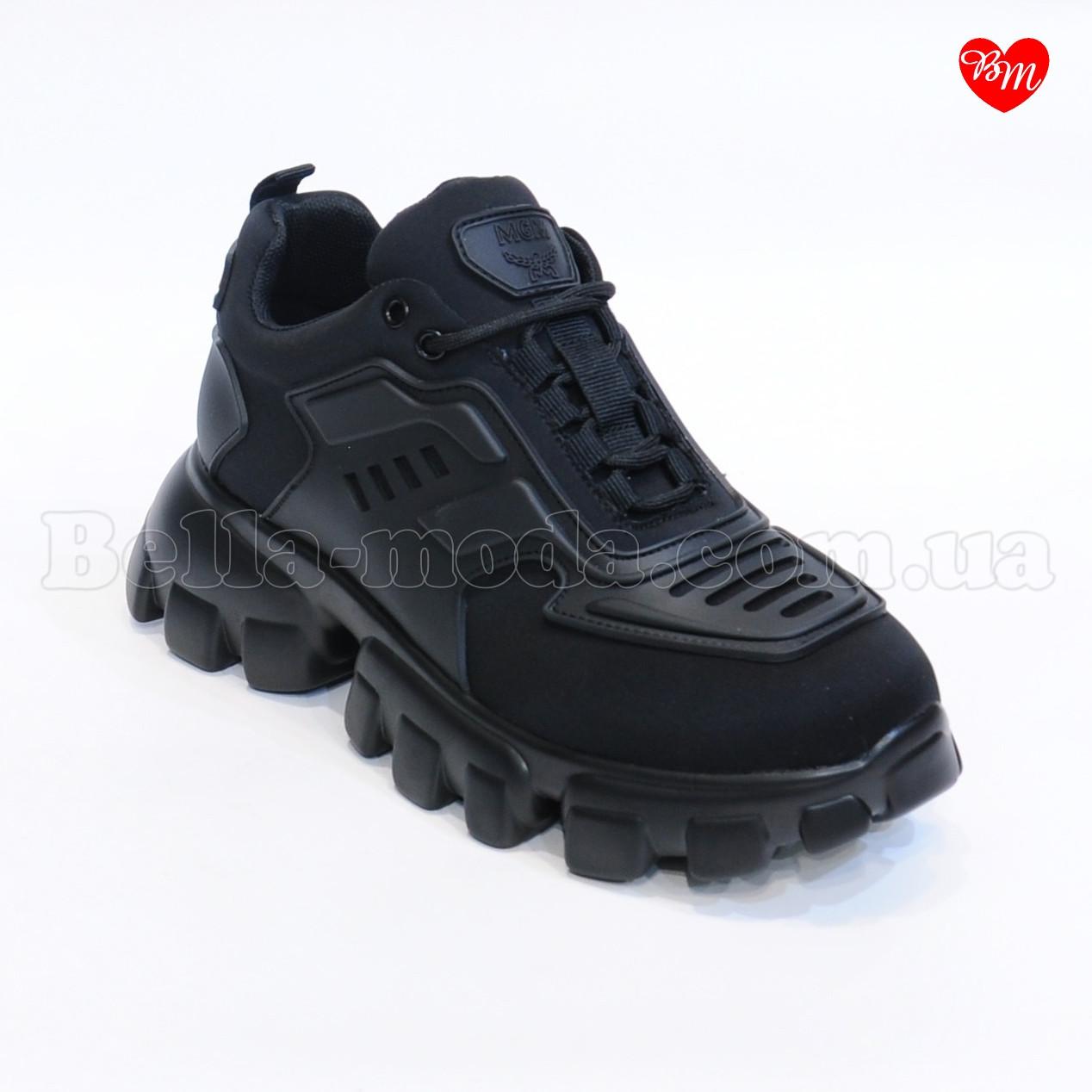 Женские кроссовки на тракторной подошве
