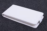 Чехол флип для Huawei Honor 3C Lite белый