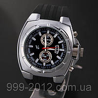 Кварцевые часы V6 . Новые 2014г спортивные часы, фото 1
