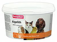 Beaphar (Беафар) Витамины, пищевая добавка к корму Algolith 250гр