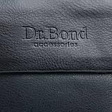 Мужская сумка Планшет Dr.Bond 15 x 19 x 5см Черный (db316-0), фото 2