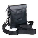 Мужская сумка Планшет Dr.Bond 15 x 19 x 5см Черный (db316-0), фото 3
