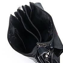 Мужская сумка Планшет Dr.Bond 19 x 23 x 5см Черный (db317-2), фото 3