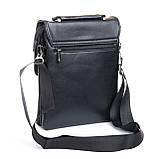 Чоловіча сумка Планшет Dr.Bond 21 x 25 x 5см Чорний (db319-3), фото 3
