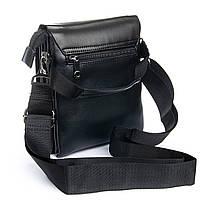 Мужская сумка Планшет Dr.Bond 17 x 20 x 5см Черный (db317-1), фото 2